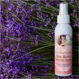 Herbal Perineal Spray - Bottom Spray