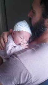 Baby Anya Rose - Born on a Bus