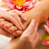 Foot Pregnancy Massage