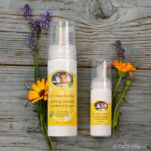 Lavender Shampoo & Body Wash Two