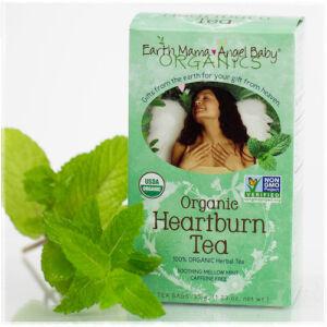 Earth Mama Organic Heartburn Tea one