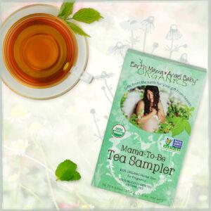 Tea Sampler from Earth Mama