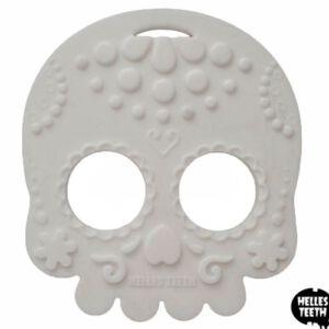 Sugar Skull Teething Toy