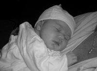 Helen's Birth Story of Amelia Rosa