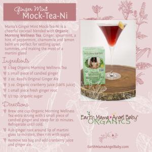 Morning Wellness Tea - Bella Mama