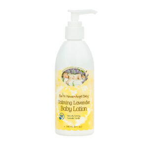 Calming Lavender Baby Lotion - Earth Mama