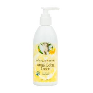 Angel Baby Lotion - With Natural Orange & Vanilla