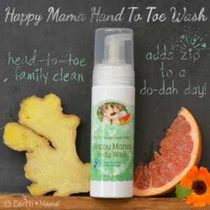 Happy Mama Body Wash Two