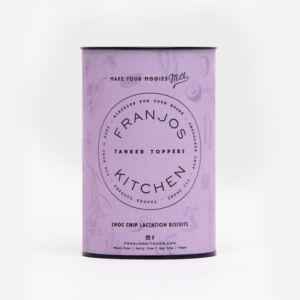 Franjos Lactation Cookies - Choc Chip