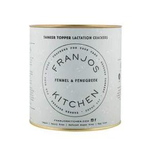 Lactation Cracker - Fennel & Fenugreek