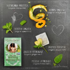 Morning Wellness Tea Organic