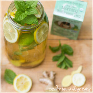 Morning Wellness Tea Organic One