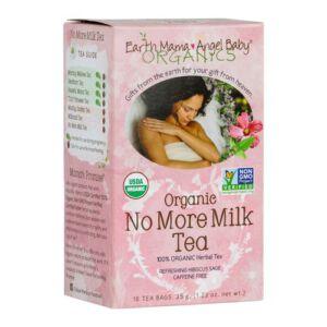 Organic No More Milk Tea