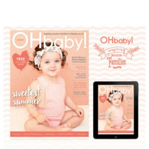 Oh Baby Magazine - Bella Mama