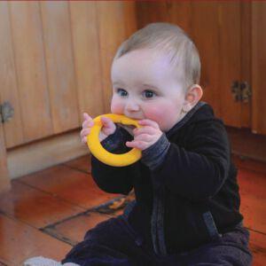 Sugar Skull Teething Toy - Bella Mama