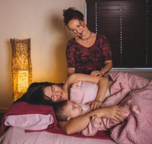 Postnatal Massage Thirteen - Spa and wellness center