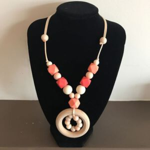 Teething Necklace One - Bella Mama