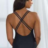 Best Maternity Swimsuit - Black