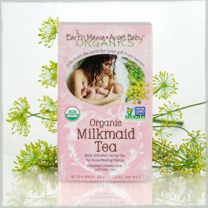 Organic Milkmaid Tea - Herbal Tea