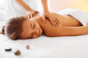 Home Visit Massage Pic - Bella Mama