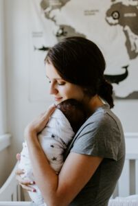 Mama Love and Tips to Survive for First Three Months