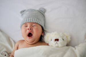 Cuteness of Newborn