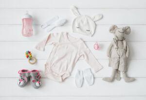 The Ultimate Newborn Essentials Checklist - Bella Mama