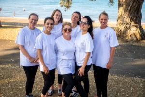 Bella Mama Team Best Photos at Beach