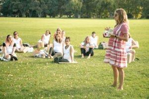 Best Pregnancy Yoga Class - Bella Mama