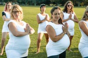 Pregnancy Yoga Bella Mama Nine