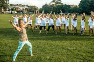 Pregnancy Yoga Bella Mama Eight