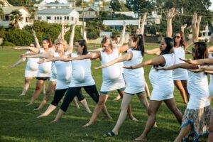 Pregnancy Yoga Bella Mama Seven