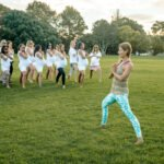 Yoga Photoshoot Bella Mama Three