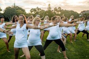 Yoga During Pregnancy Bella Mama one