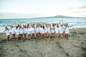 Yoga Photoshoot at Beach Thirteen
