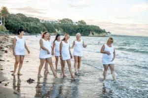 Yoga Photoshoot at Beach Eight