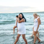 Yoga Photoshoot at Beach Five