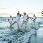 Yoga Photoshoot at Beach Three