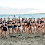 Pregnancy Photoshoot at Beach Nineteen