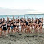 Pregnancy Photoshoot at Beach Eighteen