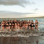 Beach Photoshoot During Pregnancy